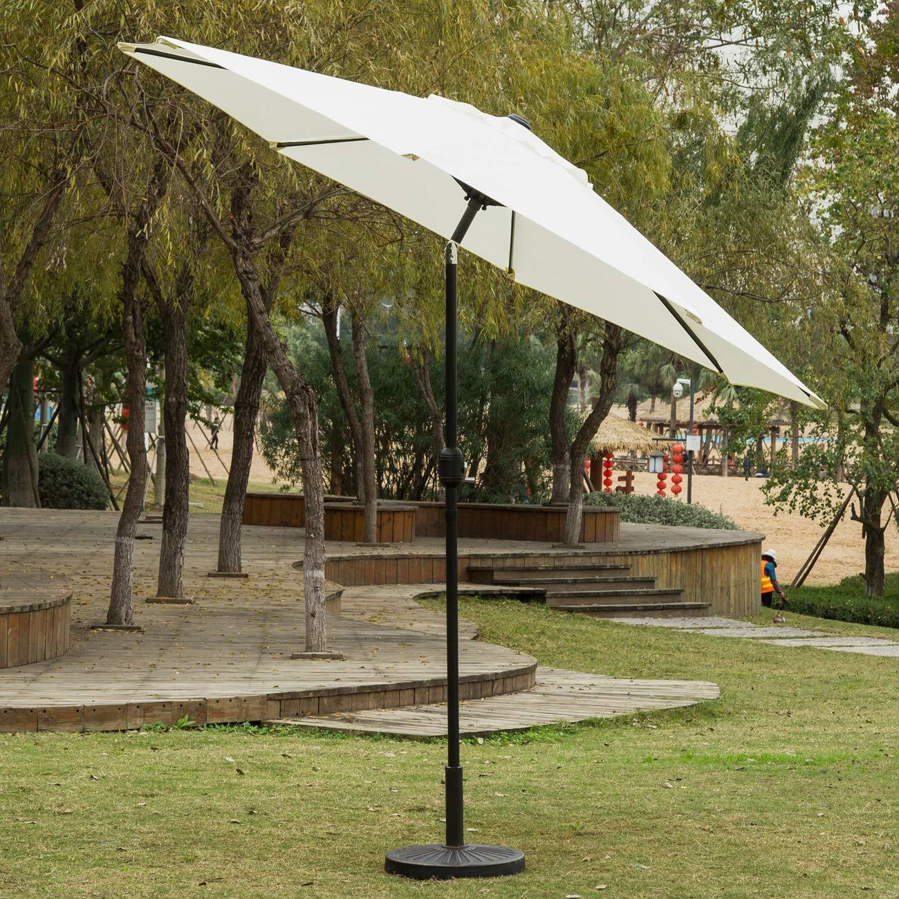 Patio Umbrella Outdoor Table